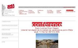 SPCF.FR : La société Française des Architectes