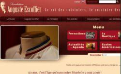 SPCF.FR : La fondation Escoffier