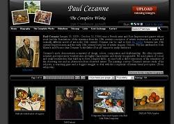 SPCF.FR : paul-cezanne.org