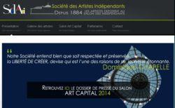 SPCF.FR : La Société Des Artistes Indépendants