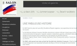 SPCF.FR : L'association - La société des artistes Français