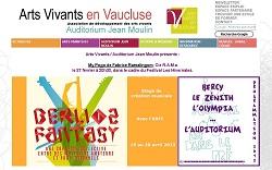 SPCF.FR : Les arts vivants en Vaucluse dans les arts du spectacle