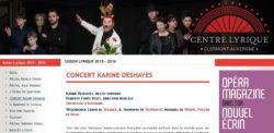 SPCF.FR : Le centre lyrique de Clermont-Ferrand