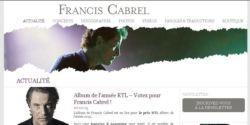 SPCF.FR : Francis Cabrel