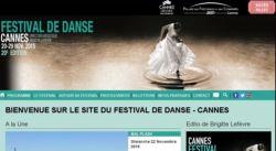 SPCF.FR : Le festival de danse à Cannes