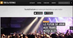 SPCF.FR : Le site Tous les Festivals