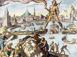 SPCF.FR : Illustration 2 du Colosse de Rhodes