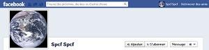 SPCF.FR : Facebook